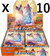Pokemon Card Game Sword & Shield S7D Towering Perfection Booster Pack 10 BOX SET