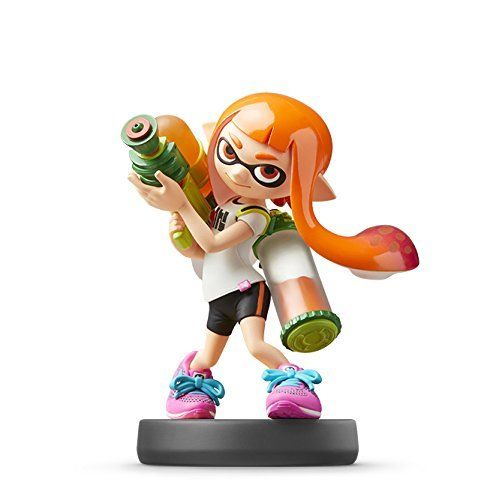 NEW Nintendo amiibo Ultimate Inkling Super Smash Bros. JAPAN OFFICIAL IMPORT