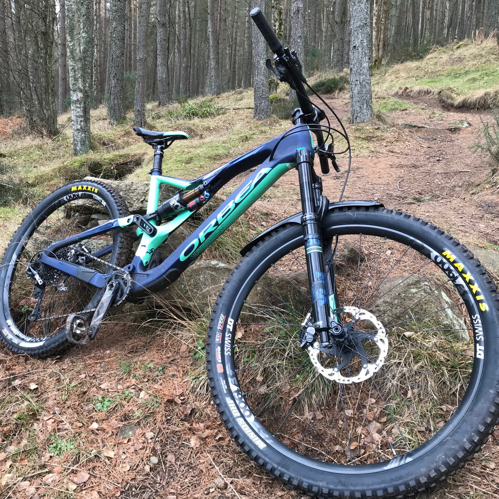 Orbea Rallon M10 Test Ride