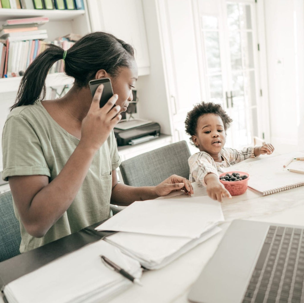3 Helpful Tips for Parents Suddenly Working From Home With Kids