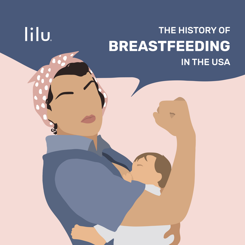 Breastfeeding in the USA: A Brief History