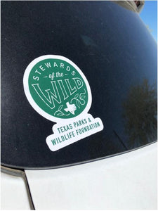 Stewards of the Wild Decal