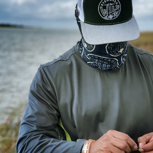 Multifunctional headband/fishing faceshield
