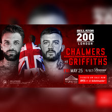 Bellator 200 Ticket