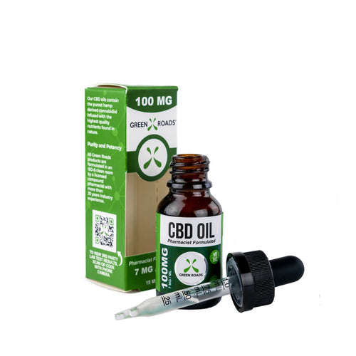 CBD Oil – 100 mg