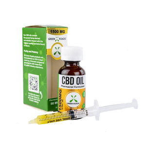 CBD Oil – 1500 mg