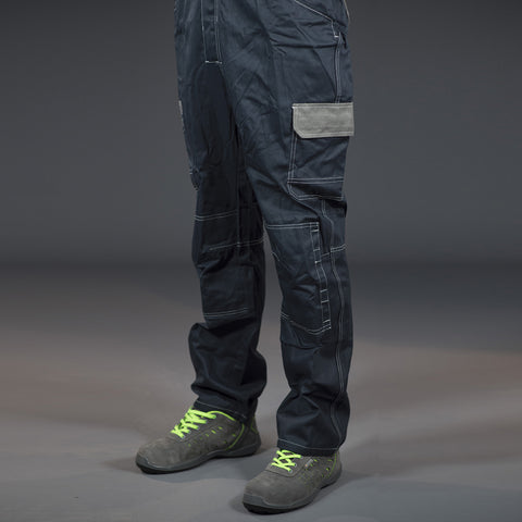 Workwear Stretch Pants - Blue