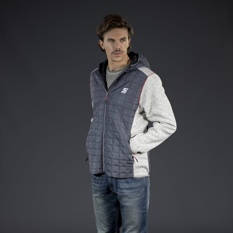 Men's Knitted Jacket