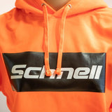 Electric Orange Hoodie