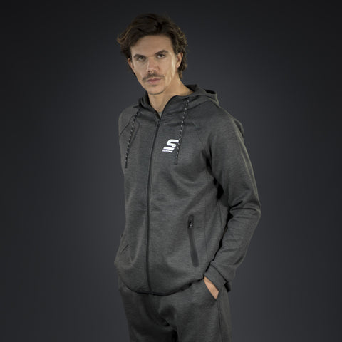 Technical Hoodie - Full Zip