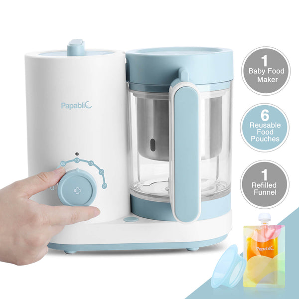 Papablic All In 1 Baby Food Maker Papablic Inc