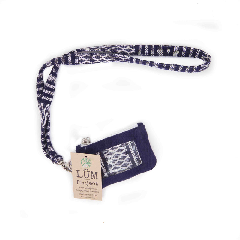 ID Pouch with Lanyard