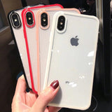 Ladycases - Phone Case Expert - Luxury Transparent Ultra Thin Phone Case Back Cover for iPhone SE/11 Pro Max/11 Pro/11/XS Max/XR/XS/X/8 Plus/8/7 Plus/7/6s Plus/6s/6 Plus/6