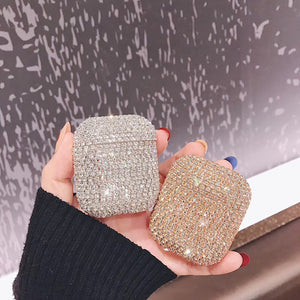 Glitter Diamonds Hard AirPods/AirPods Pro Case