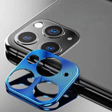 Ladycases - Phone Case Expert - Metal Camera Len Protector for iPhone 11/11 Pro/11 Pro Max/XS Max/XR/XS/X/8 Plus/8/7 Plus/7