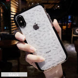 Ladycases - Phone Case Expert - Luxury Transparent Soft tpu Silicone Phone Case Back Cover for iPhone SE/11 Pro Max/11 Pro/11/XS Max/XR/XS/X/8 Plus/8/7 Plus/7/6s Plus/6s/6 Plus/6