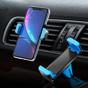 Ladycases - Phone Case Expert - 4-6 inch Air Vent Mount 360 Degreen Universal Car Phone Holder