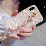 Fashion Love Racelet Soft Phone Case Back Cover for iPhone 12 Pro Max/12 Pro/12/12 Mini/SE/11 Pro Max/11 Pro/11/XS Max/XR/XS/X/8 Plus/8/7 Plus/7