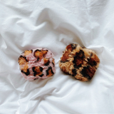 Fashion Plush Leopard AirPods/AirPods Pro Case