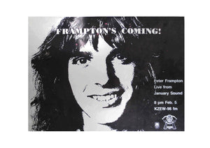 """Frampton Comes Alive!"" January Sound Studios-Zoo Broadcast"