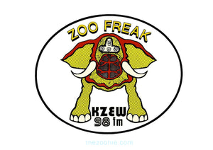 Zoofreak-73-The sticker that won the Southwest! Sale