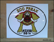 "ZOOFREAK73-6.125"" x 5"" Original Size"