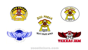 "The Zoofreak Special ""Lite"" 5 Pack"