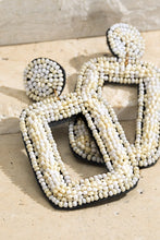 Square Shape Seed Bead