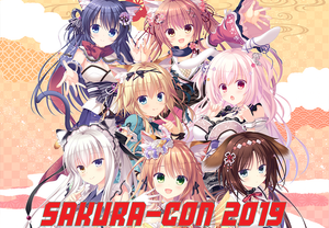 Sakura-Con 2019 Announcements