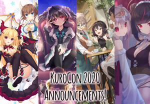 KuroCon 2020 Updates & Announcements!