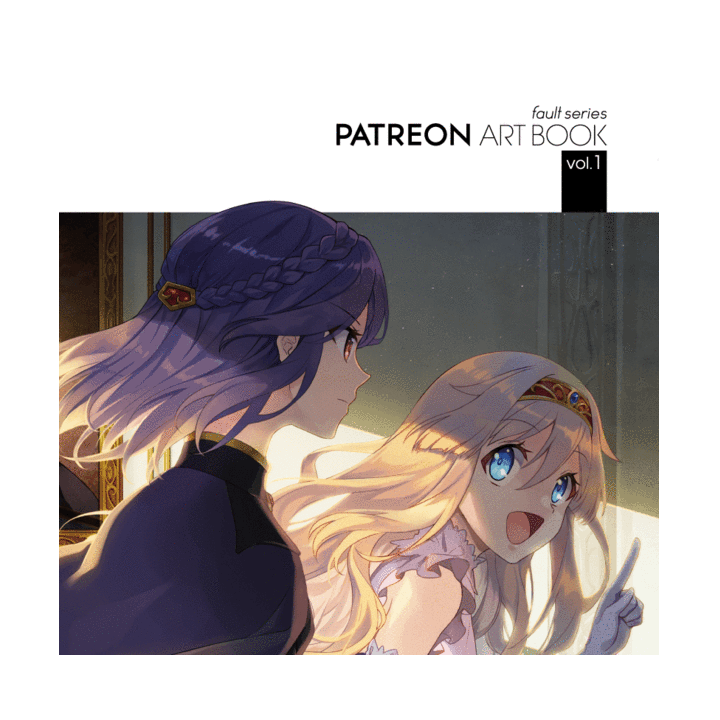 fault – Patreon Artbook vol. 1