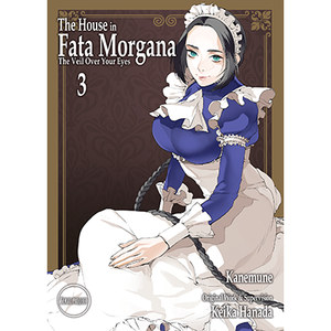 The House in Fata Morgana: The Veil Over Your Eyes Volume 3 (Digital)