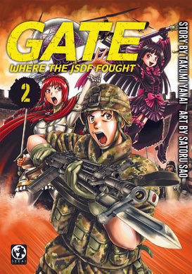 GATE: Where the JSDF Fought, Vol. 2