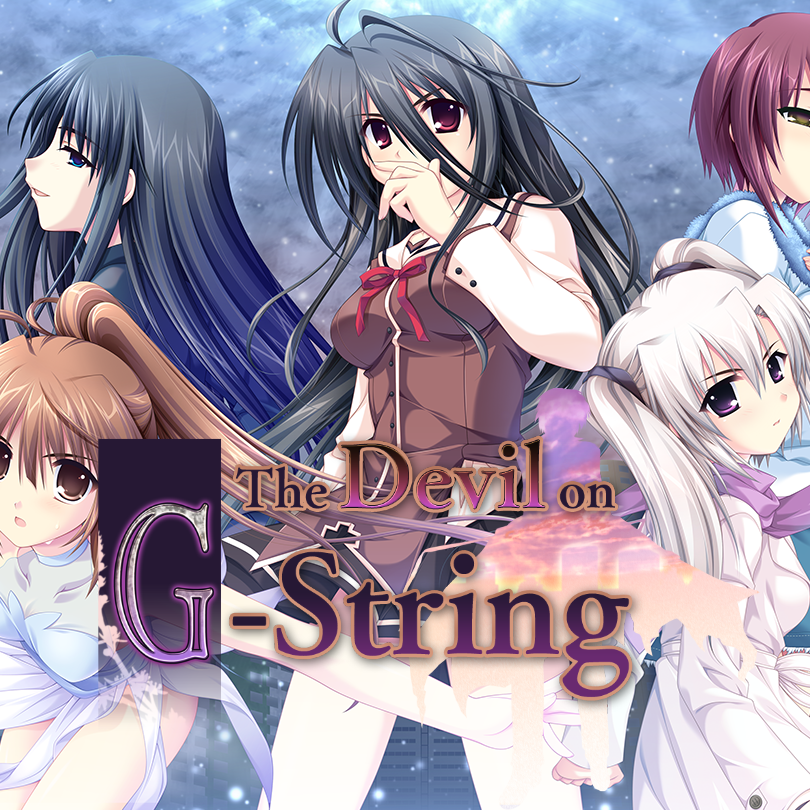 G-senjou no Maou - The Devil on G-String