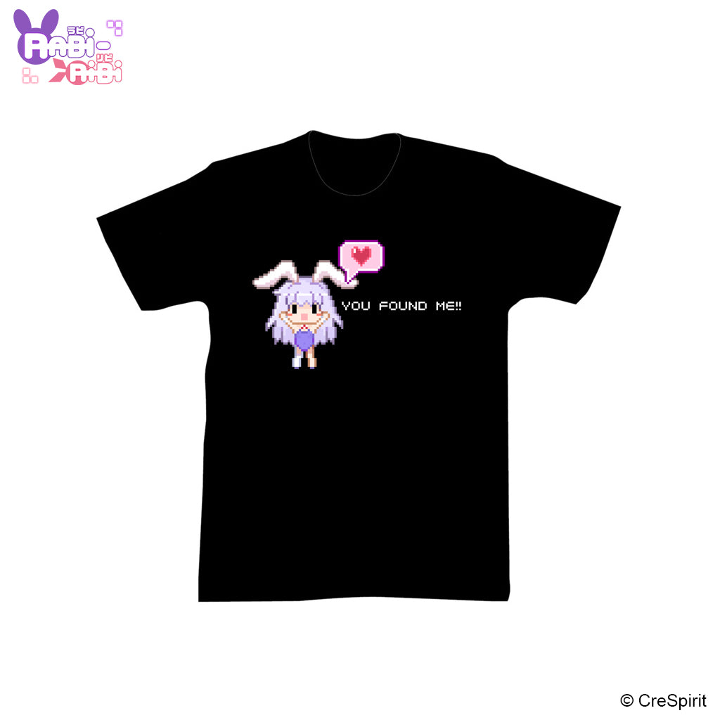 [PREORDER] Rabi-Ribi You Found Me!! Erina T-shirt