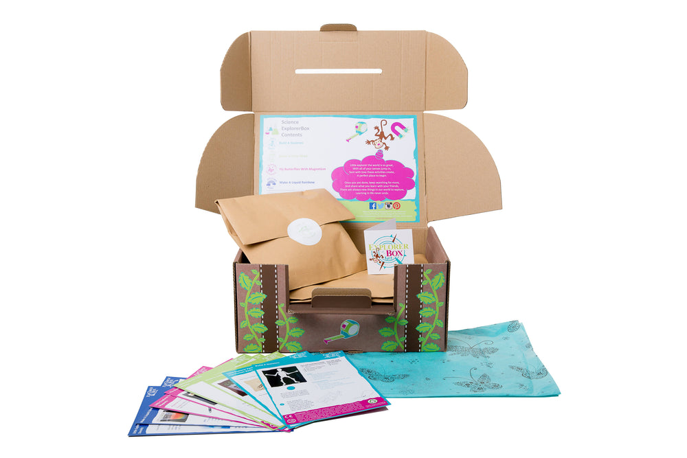 Science ExplorerBox