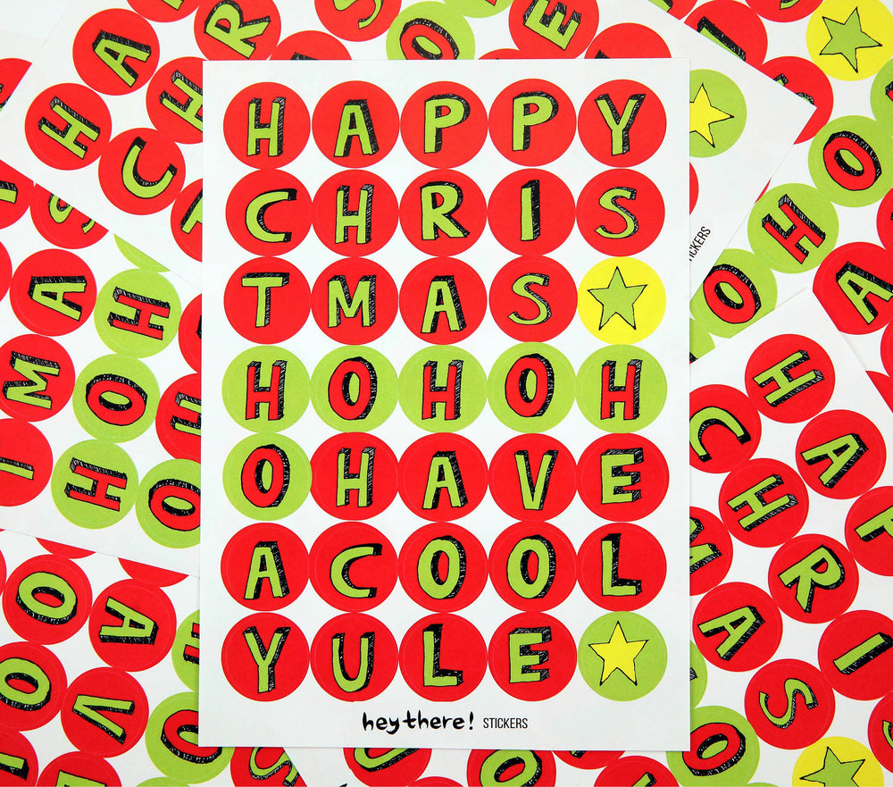 Ho Ho Ho! Sticker Pack