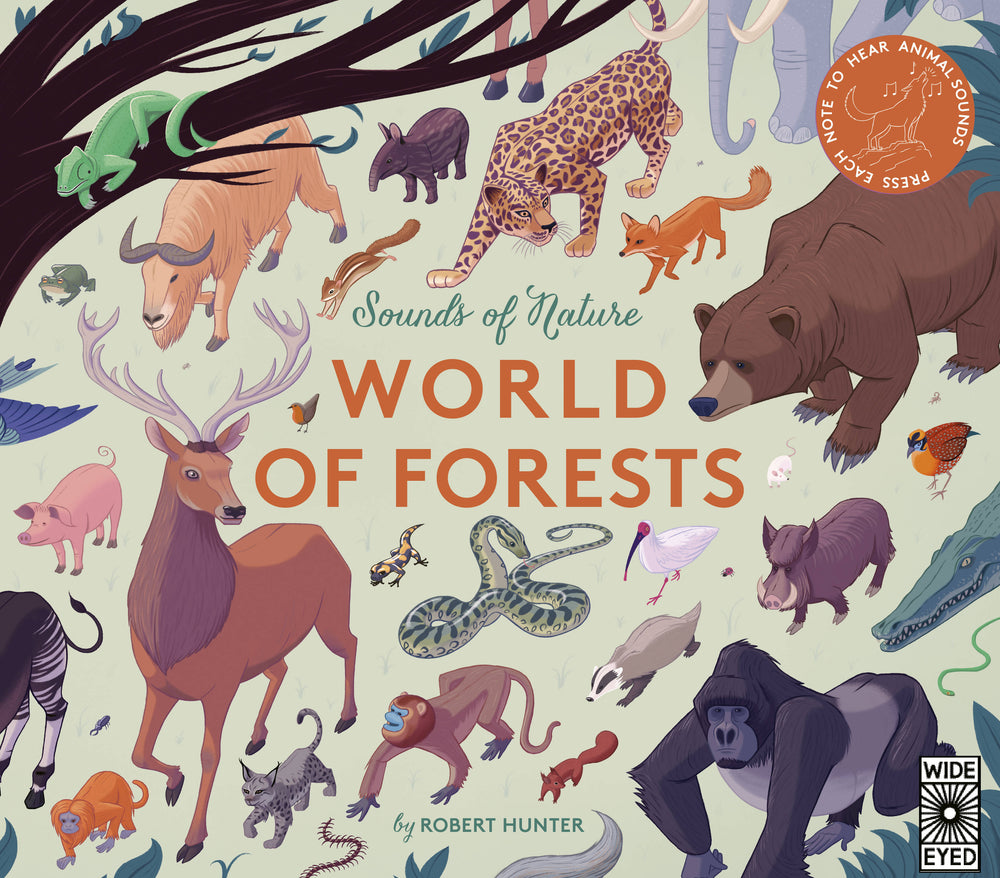 Sounds Of Nature : World Of Forests