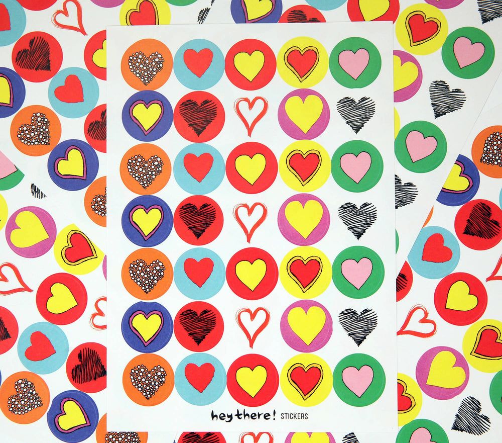 Heart Sticker Pack