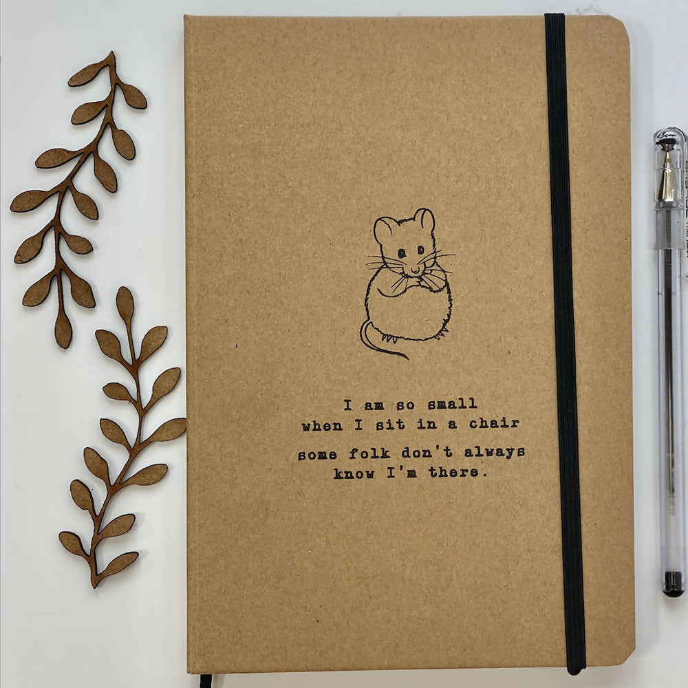 Mouse notebook