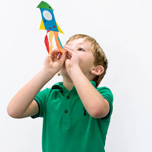 Space Rocket Craft Kit