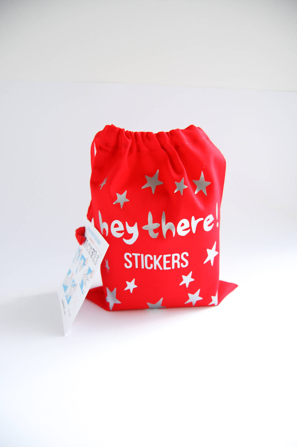Red Sticker Maker Kit