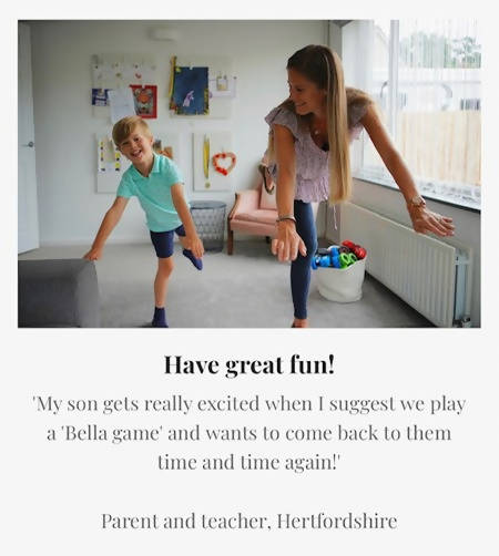 Year 2 Games - 15 games to play with your child