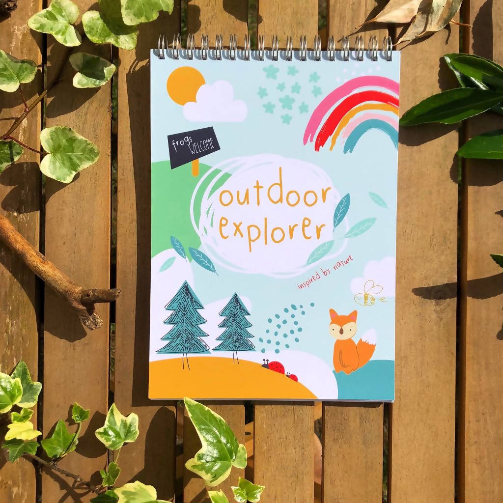 Children's Nature Activity Book