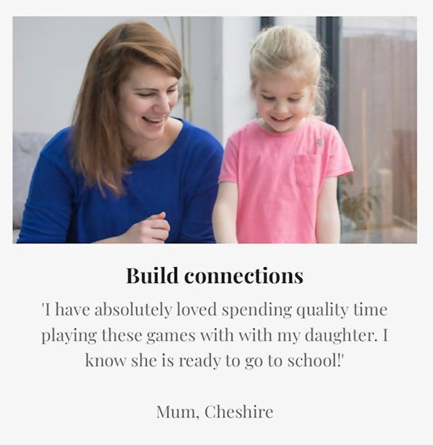 Reception Games – 15 games to play with your child