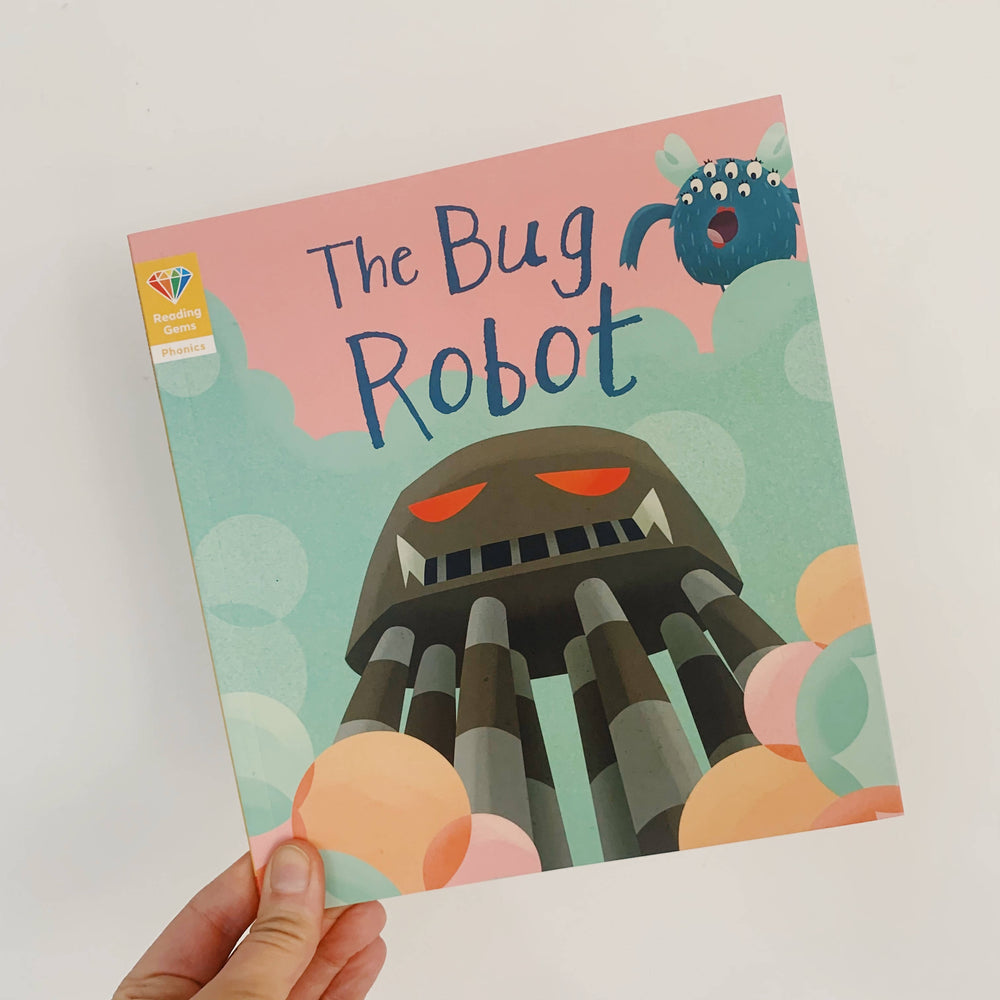 Reading Gems : The Bug Robot