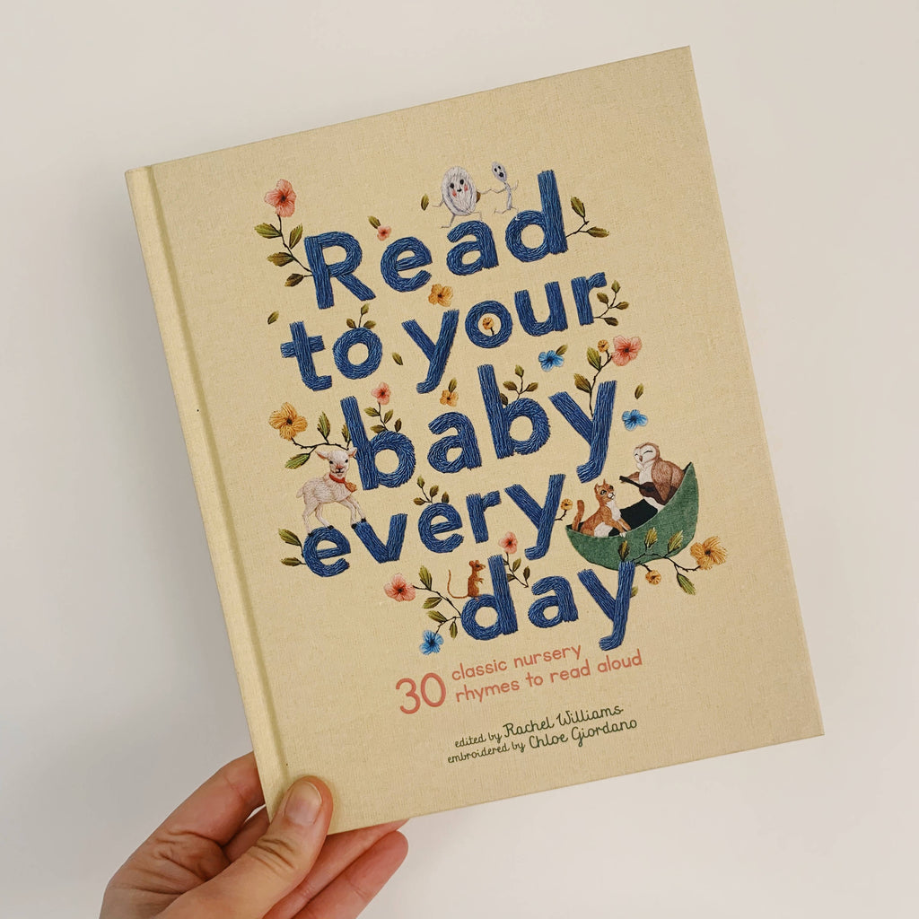 Read To Your Baby Everyday