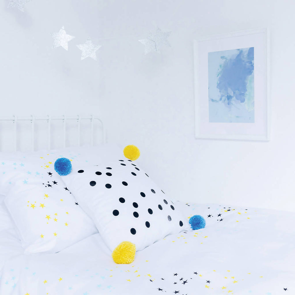 TWINKLE STAR (Blue) Duvet Set