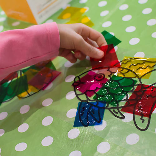 Suncatcher Children's Craft Kit