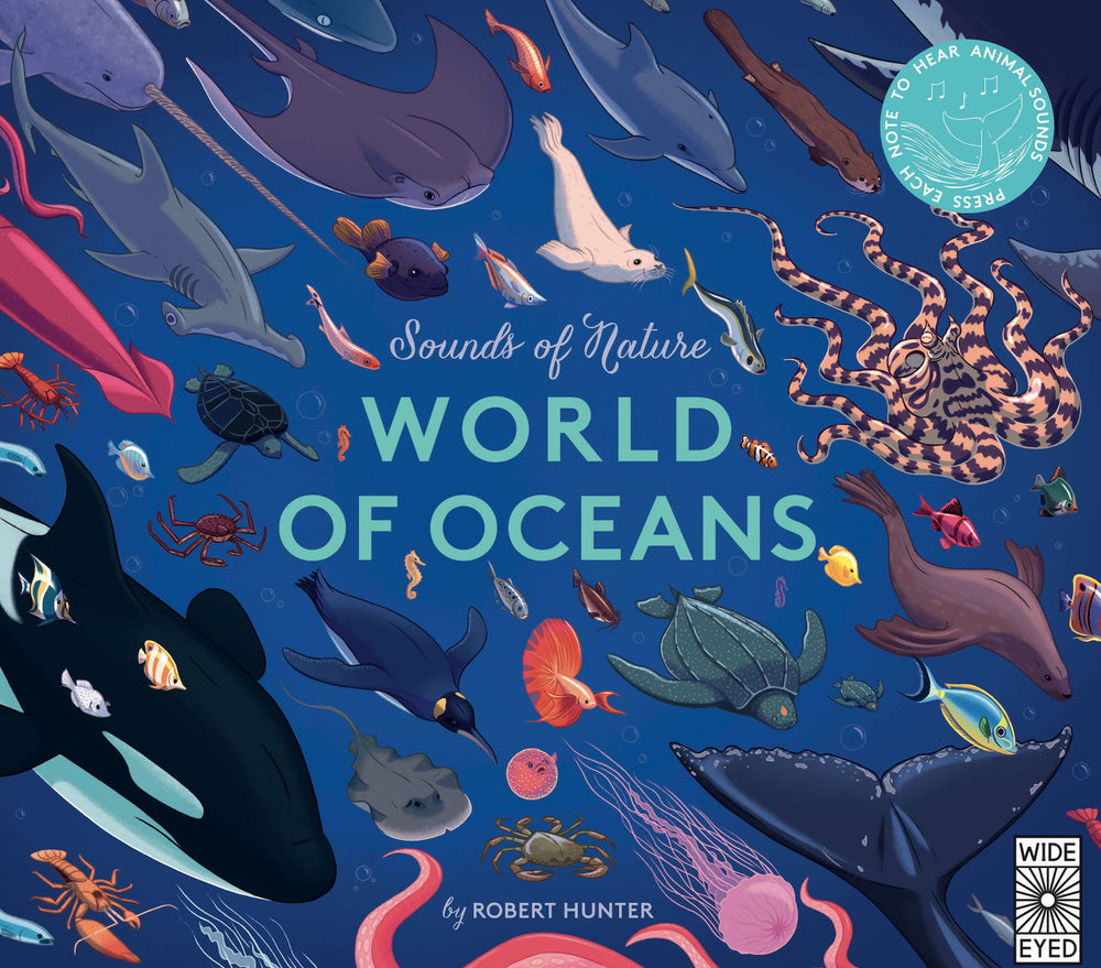 Sounds Of Nature : World Of Oceans